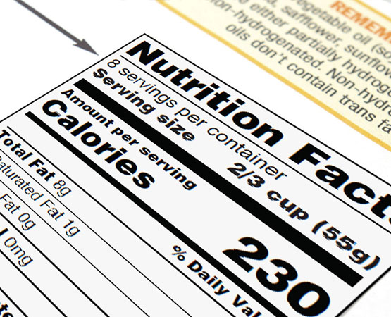 Foundations: Labeling of FDA Regulated Foods