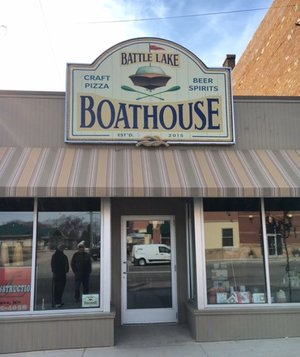 How Pizza Seminar Transformed Battle Lake Boathouse