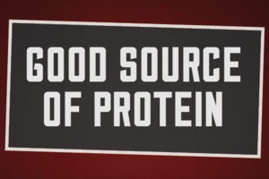 Tip of the Week: Is your protein claim legal?