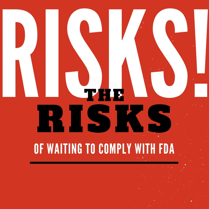The Risks of Waiting