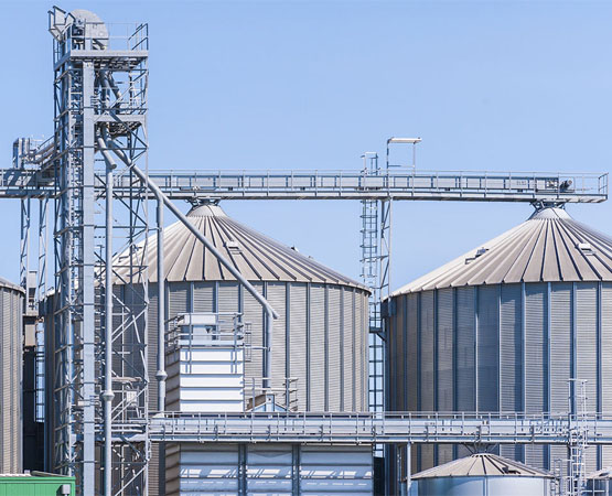 Grain Handling Facilities