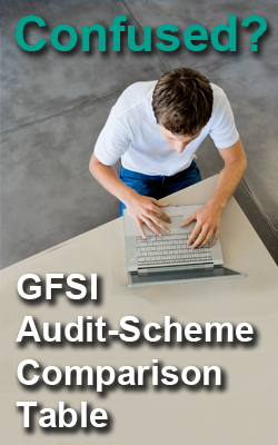 GFSIAuditSchemeComparison