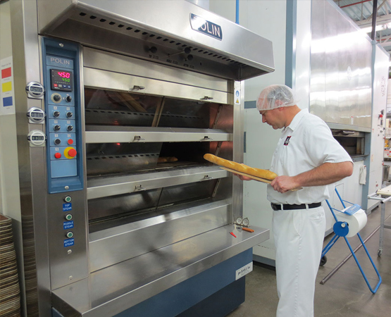 Bread Manufacturing Process