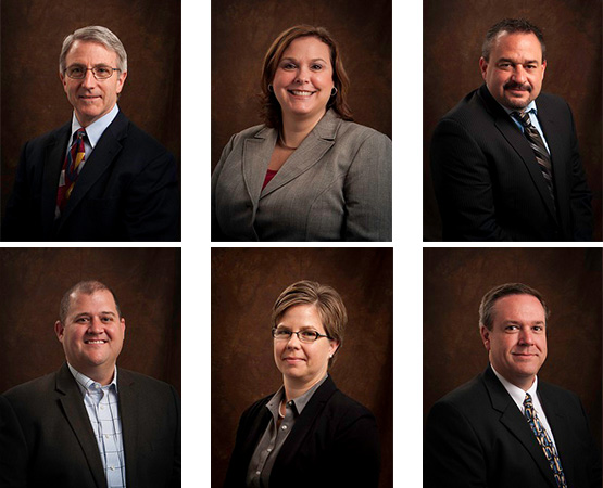 Meet our Executive Leadership Team